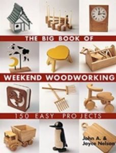 woodworking projects book